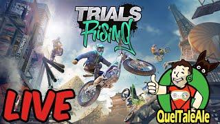 Trials Rising - Gameplay ITA - Ci siamo impantanati