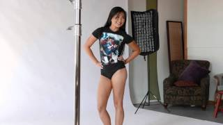 Video Behind the Scenes Photoshoot with Model Thanh download MP3, 3GP, MP4, WEBM, AVI, FLV September 2018