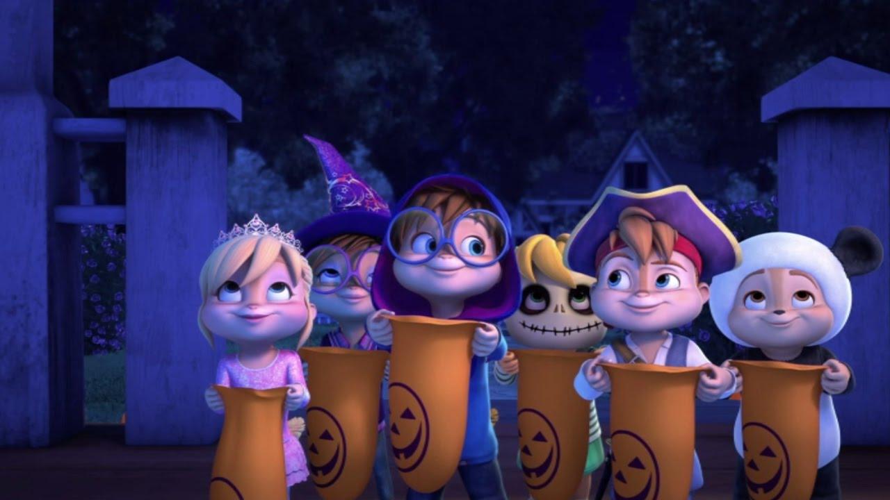 Download Alvinnn!!! et les Chipmunks | Le soir d'Halloween | NICKELODEON JUNIOR