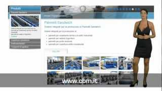 Cbm Machines - High Efficiency Plants For Metal Sheet Roll Forming And Bending