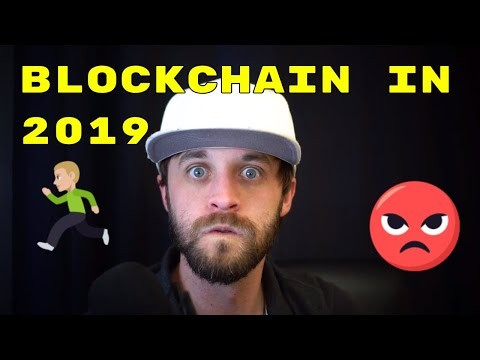 My 2019 Blockchain Belief