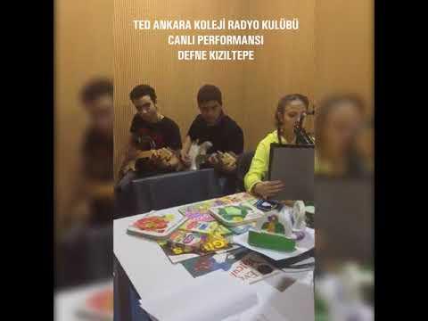 TED Ankara Koleji Radyo Kulübü Genç Sesler Programı