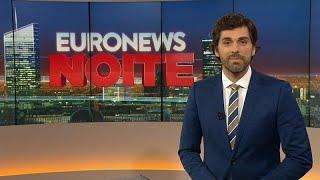 Euronews Noite   As noticias do Mundo de 24 de maio de 2019