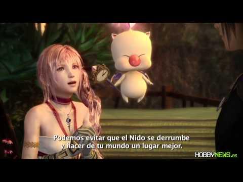 Final Fantasy 13-2 (HD Gameplay) Análisis en HobbyNews.es