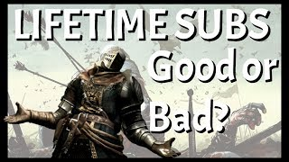 MMORPG Lifetime Subscriptions: Good or Bad? | MMO Discussion