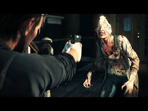 WORLD'S SCARIEST GAME?! (The Evil Within 2)