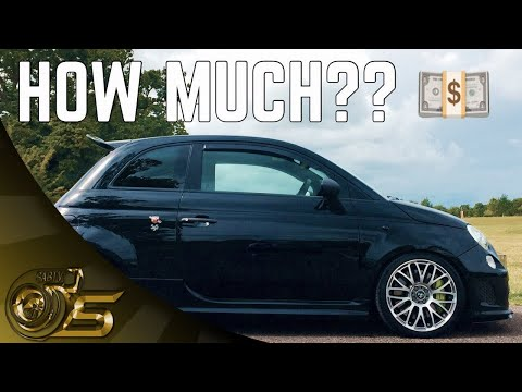 Running Costs on My 250 BHP Abarth 595 Competizione