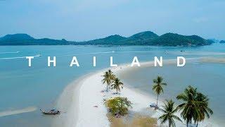 Trip to Thailand (4K) - Phuket, Koh Yao Yai (Santhiya)