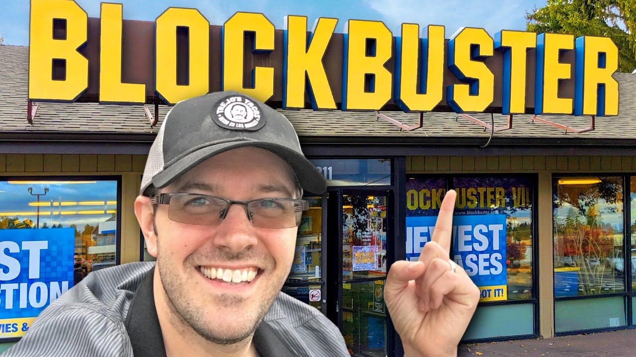 Download Visiting the Last Blockbuster Video - Cinemassacre