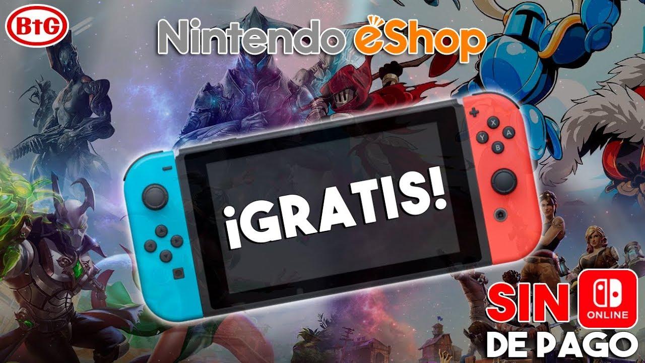 Todos Los Juegos Gratis De Nintendo Switch Sin Online De Pago