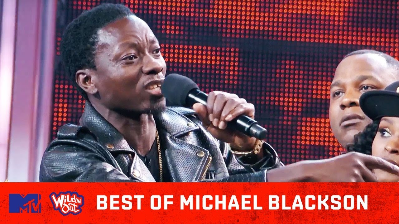 Hilarious: Best of Wild N Out featuring Michael Blackson + DC Young Fly + more