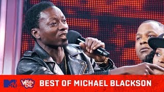 Best Of Michael Blackson 😂 Come Backs, Funniest Disses, & MORE! | Wild 'N Out