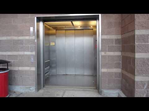 Nashua, NH: Schindler Freight/Passenger Elevator @ Target, Pheasant Lane Mall Parking Garage