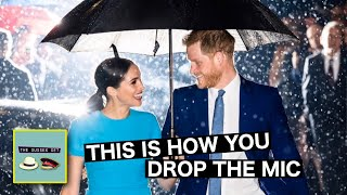 "Harry, Meghan end Royal Duties and fly away to their freedom. - Ep 41 - ""Beautiful, Innit?"""
