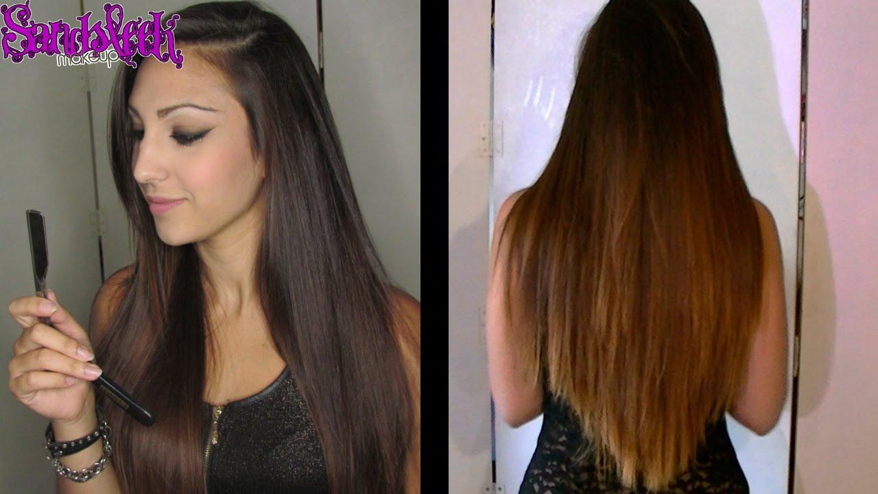 Corte pelo largo sin capas