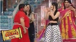Comedy Nights with Kapil | 28th June 2015 Episode | Jhalak Dikhhla Jaa 8 SPECIAL