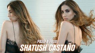Paso a Paso: Shatush Castaño