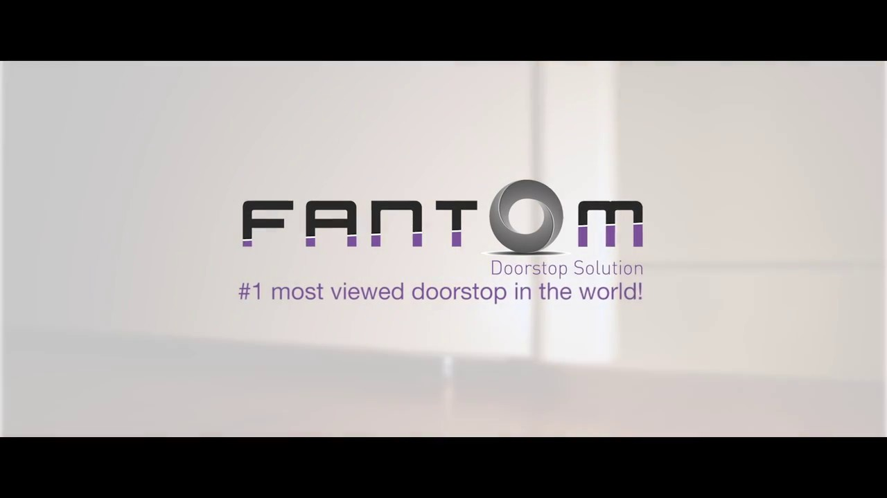 Fantom Doorstop (Clear) video thumbnail