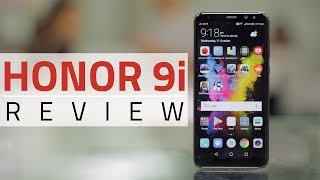 Honor 9i Review | Camera, Specs, Performance Tests, and More