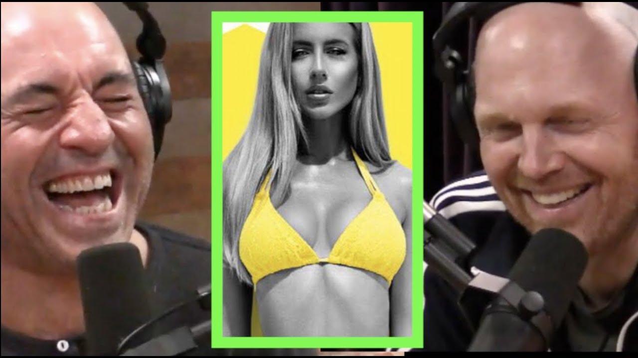 Download Joe Rogan & Bill Burr on Unattainable Beauty Standard Outrage