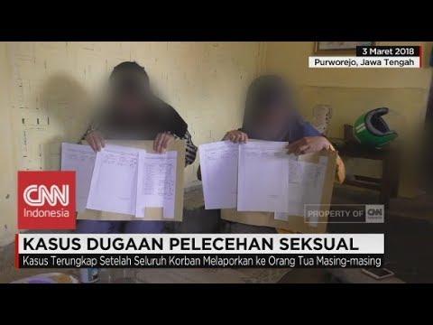 Bejat! Guru Diduga Lakukan Pelecehan Seksual Ke- 4 Siswi SD