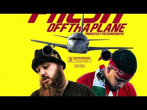 Vier Hustle  Fresh Off Tha Plane Ft. Young OG Prod. By FreebandHunter