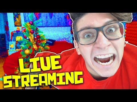 BEDWARS & MINIGAMES IN LIVE CON ST3PNY!!