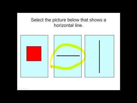 First Grade Gifted Program Test Preparation Part 1 YouTube