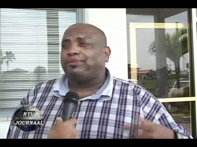 Nieuws vrijdag 11 mei 2012 Bryan Bijlhout in Nickerie.flv