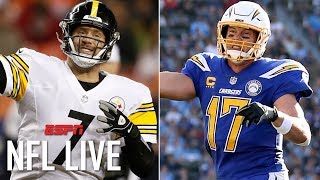 NFL Live predicts 2018 Week 13 games
