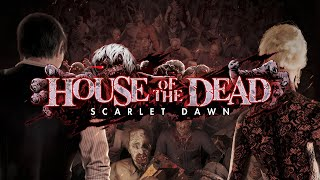 House of the Dead Scarlet Dawn | Sega Amusements