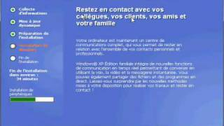 Comment Installer Windows XP
