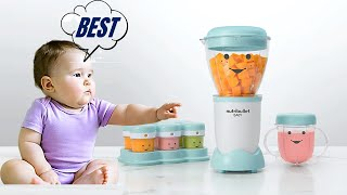 Top 7 Best Blender For Baby Fo…