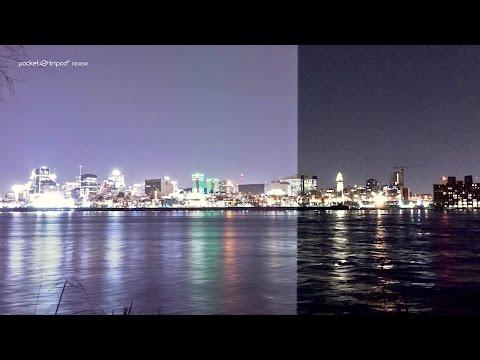 Night Photography App - ProCamera LowLight+ Review