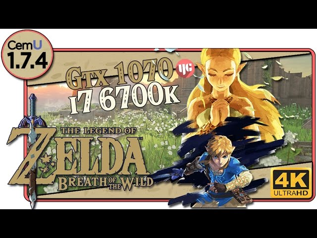Fun Story - New Legend Of Zelda: Breath of the Wild Mods