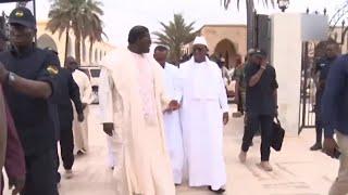 Sénégal, DÉBUT DE CAMPAGNE POUR LE PRÉSIDENT SORTANT