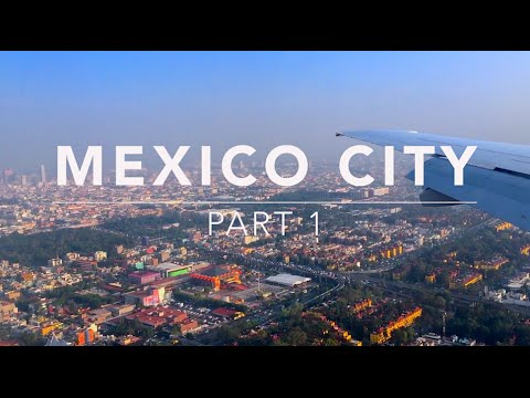 Mexico City, Mexico Vlog 2015 (Part 1)