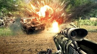 Crysis Warhead  Ultra Gameplay