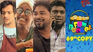 Fun Bucket | 69th Copy | Funny Videos | by Harsha Annavarapu | #TeluguComedyWebSeries