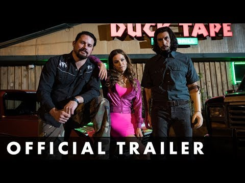 LOGAN LUCKY – UK Trailer – Starring: Channing Tatum, Adam Driver & Daniel Craig