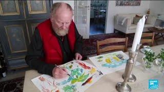 Danish Mohammed cartoonist Kurt Westergaard dies aged 86 • FRANCE 24 English
