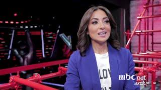 ناردين فرج تشعر بالمسؤوليّة حيال تقديمها الموسم الثّاني من The Voice Kids