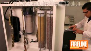 Ultrasonic Cleaning Equipment | Contents Restoration | Fireline Systems