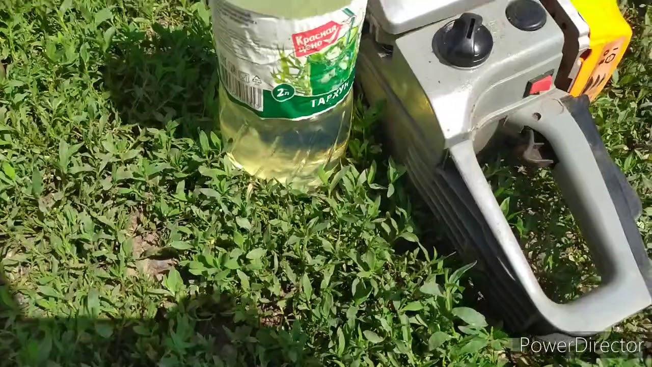машинное масло для триммера