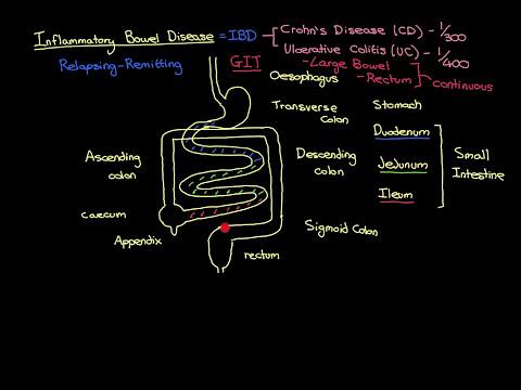 Inflammatory Bowel Disease Part 1