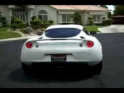 2011 Lotus Evora S Youtube