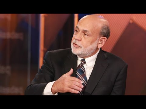 CNBC's Full Interview With Former Fed Chairman Ben Bernanke On Coronavirus Impact