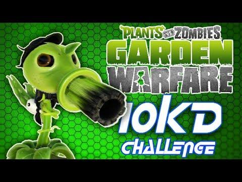 PvZ 10 KD Challenge - NINJA CHOMPER - Live #3 Plants Vs Zombies ...