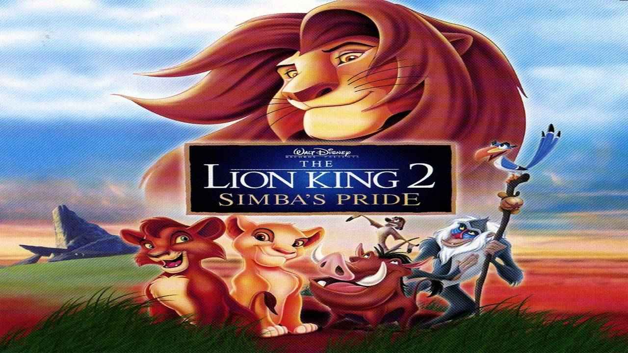 فيلم The Lion King 2: Simba's Pride مترجم HD