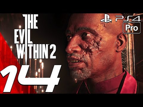 The Evil Within 2 - Gameplay Walkthrough Part 14 - Theodore & Laura Boss Fight (PS4 PRO)